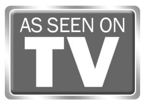 As Seen on TV Image Logo